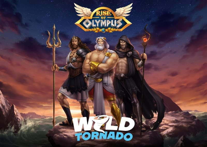 Rise of Olympus by Play 'n Go is Delightful