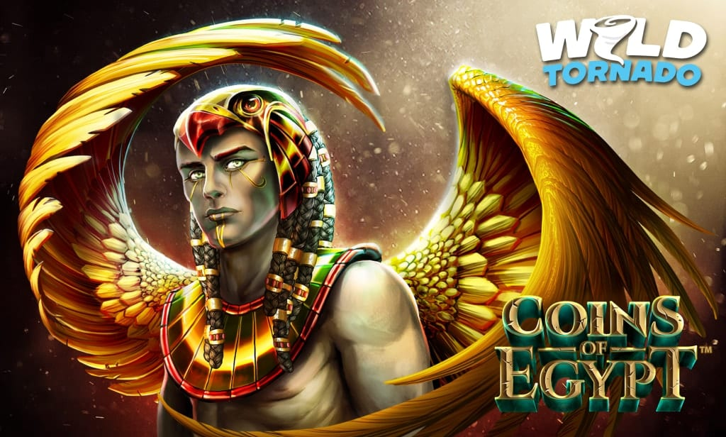 Coins Of Egypt: NetEnt Wows With A New Slot Game