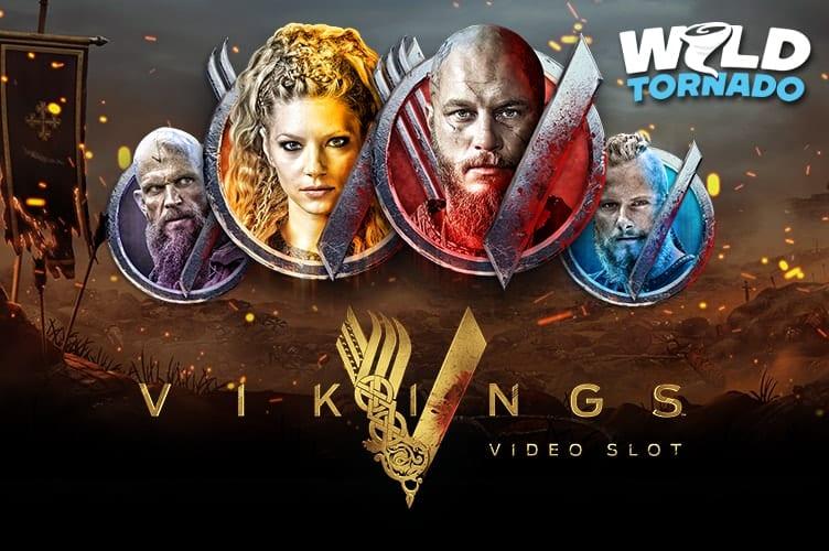 Vikings: Sensational Branded Slot by NetEnt