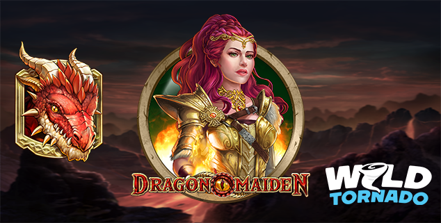 Dragon Maiden Slot by Play'N Go: Mega Ways - Mega Wins