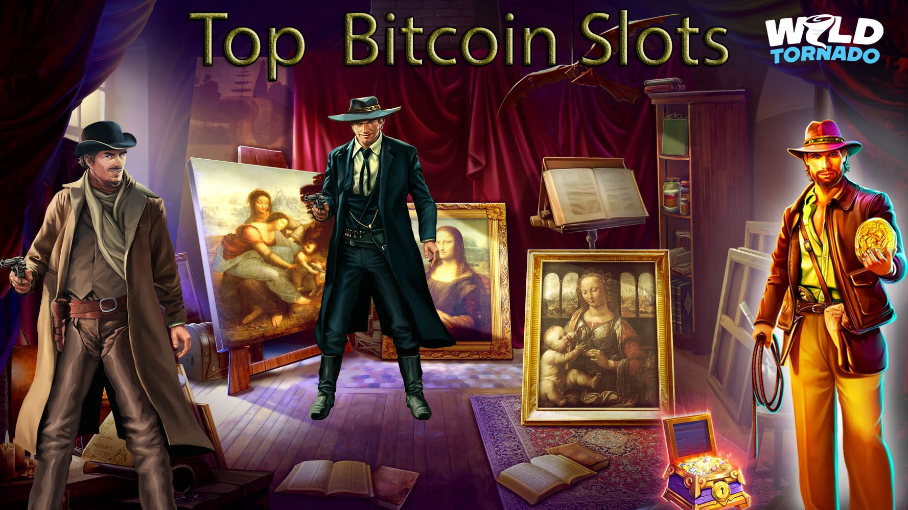 Top 5 Latest Bitcoin Slots to Play