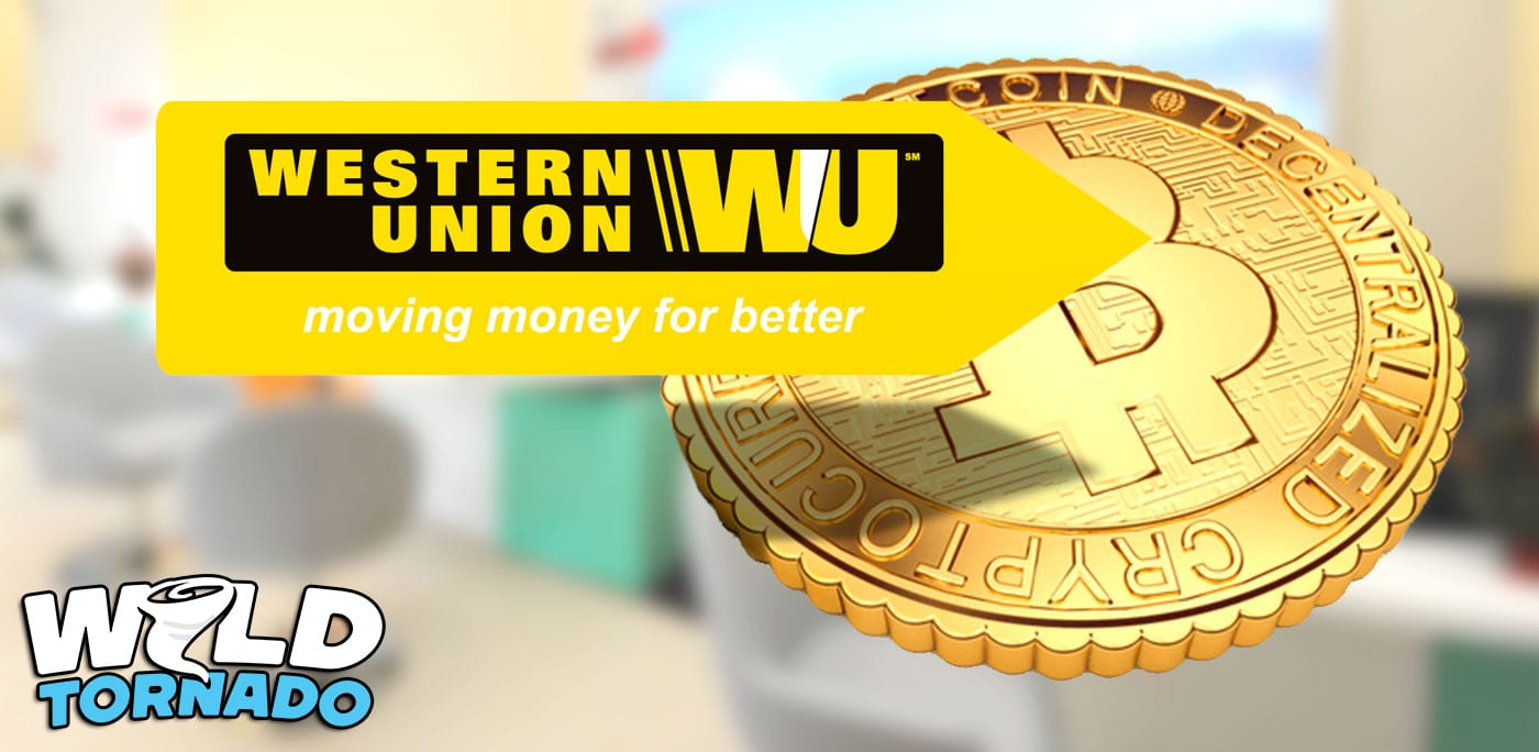 Western Union To Adopt Cryptocurrency Technology