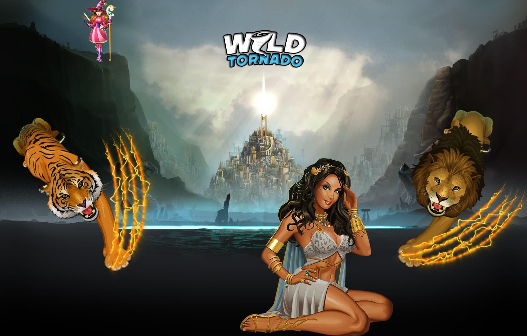 Go Wild with Award-Winning Slots at WildTornado Casino