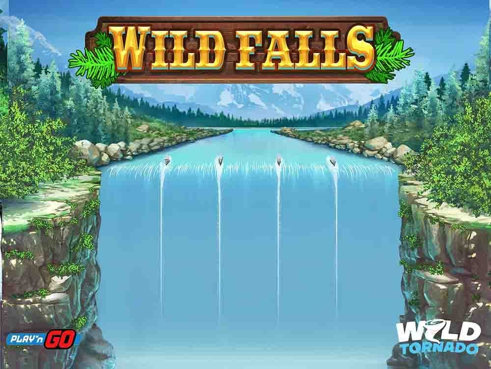Free Spins Without Limits in Wild Falls slot by Play'N Go