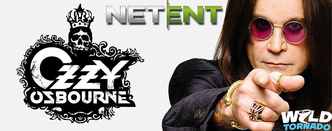 Ozzy Osbourne in NetEnt's New Branded Slot