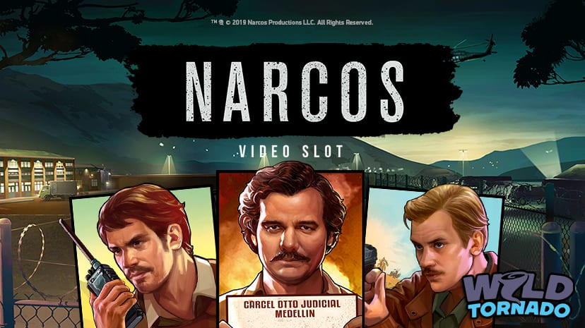 Narcos Slot Review, NetEnt