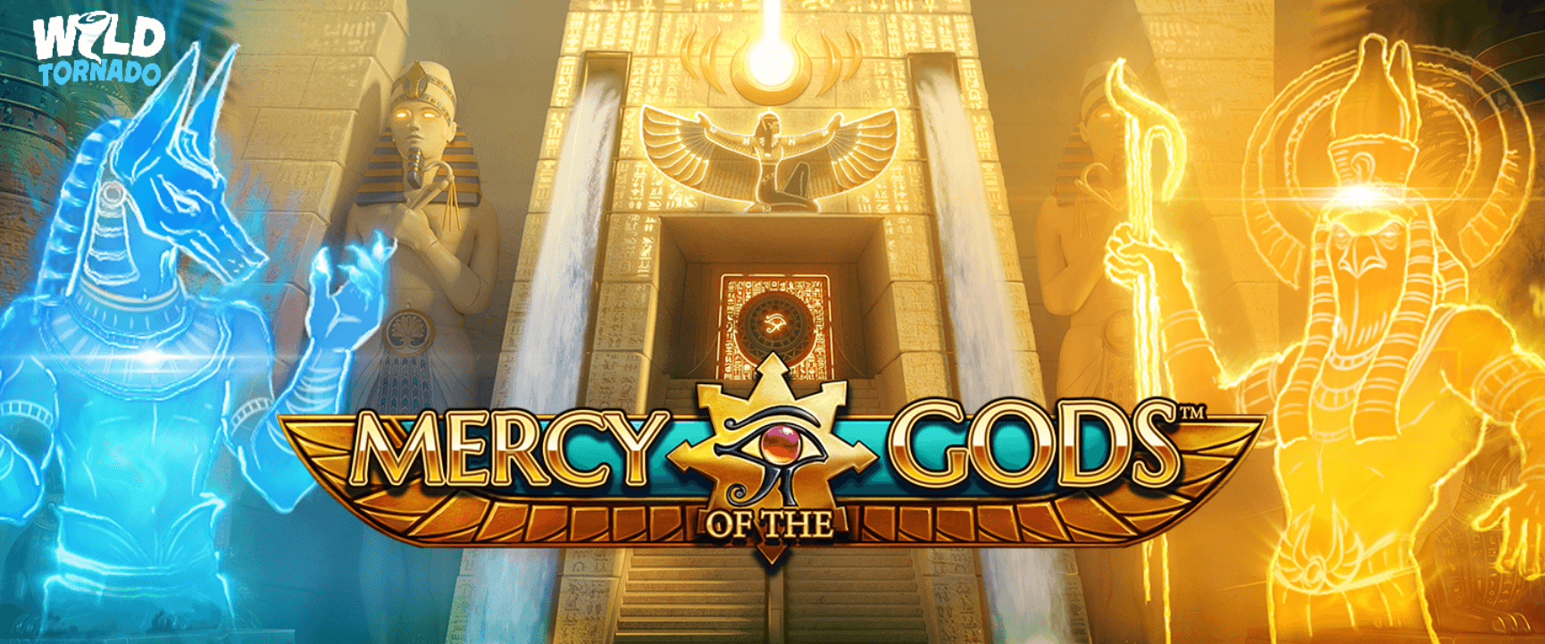 Mercy Of The Gods by NetEnt: Dare To Hit A Progressive Jackpot