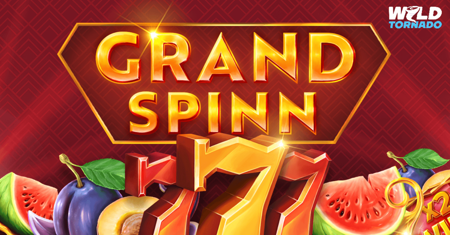 Grand Spinn by NetEnt Oozes Style with 4 Jackpots On Offer