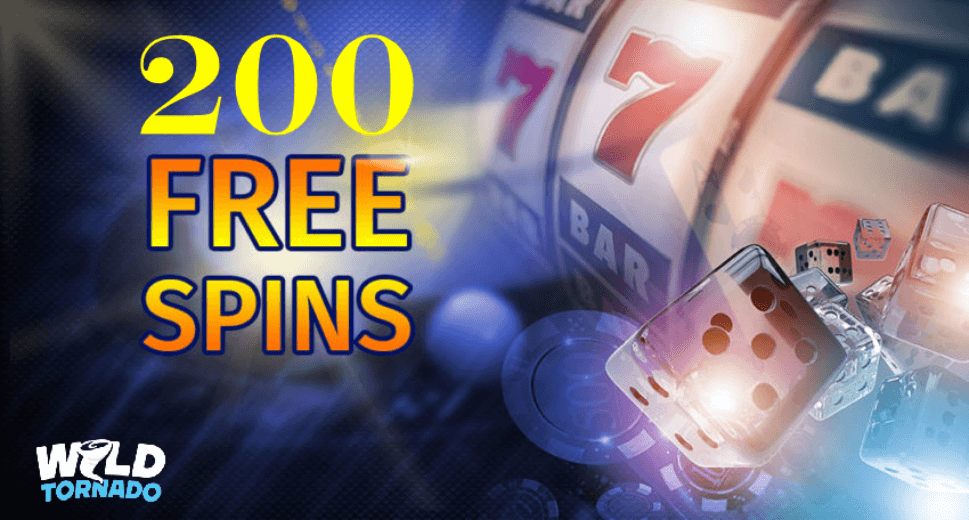 Free Spins (200) Every Week On The Latest Game Online