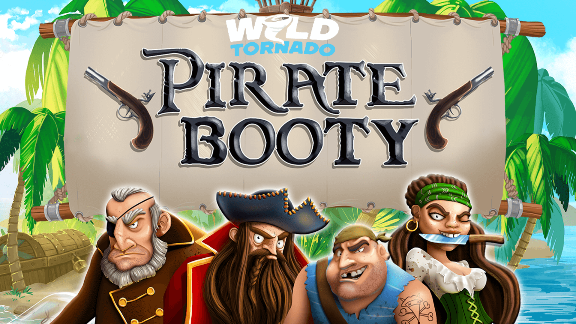 Pirate Booty Slot  - Fresh and Awesome