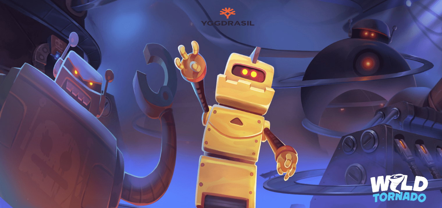 Wild Robo Factory by Yggdrasil: Wild Robots Promise Wild Playtime