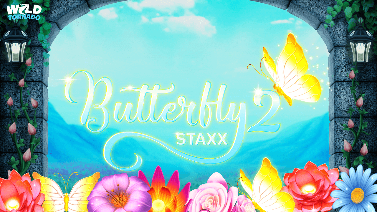 Butterfly Stax 2 Slot by NetEnt: Magic Of Metamorphosis