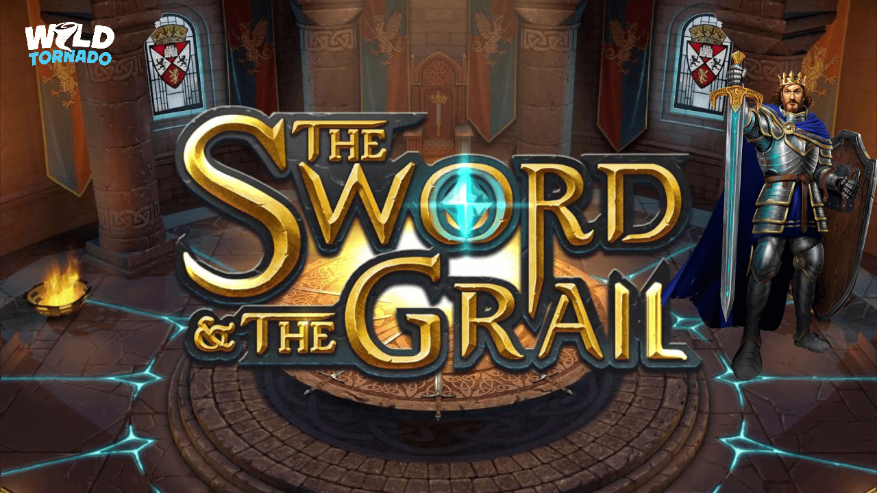 The Sword And The Grail Slot by Play'N Go - A Fabulous Game Featuring A Colossal 100x Multiplier