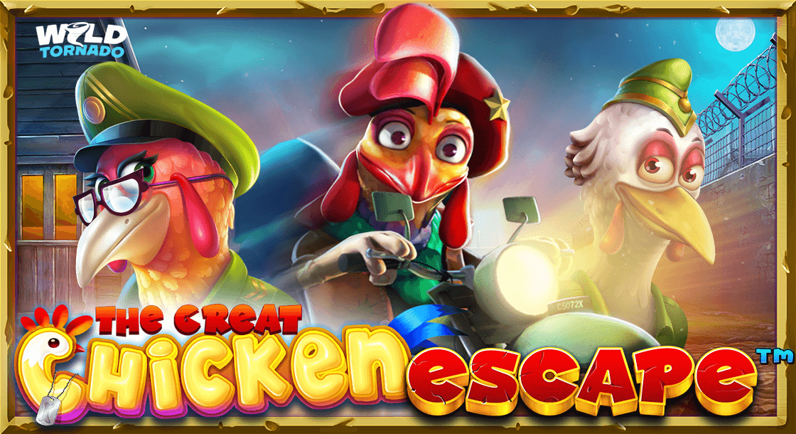 The Great Chicken Escape Slot by Pragmatic Will Make You Cluck In Amazement