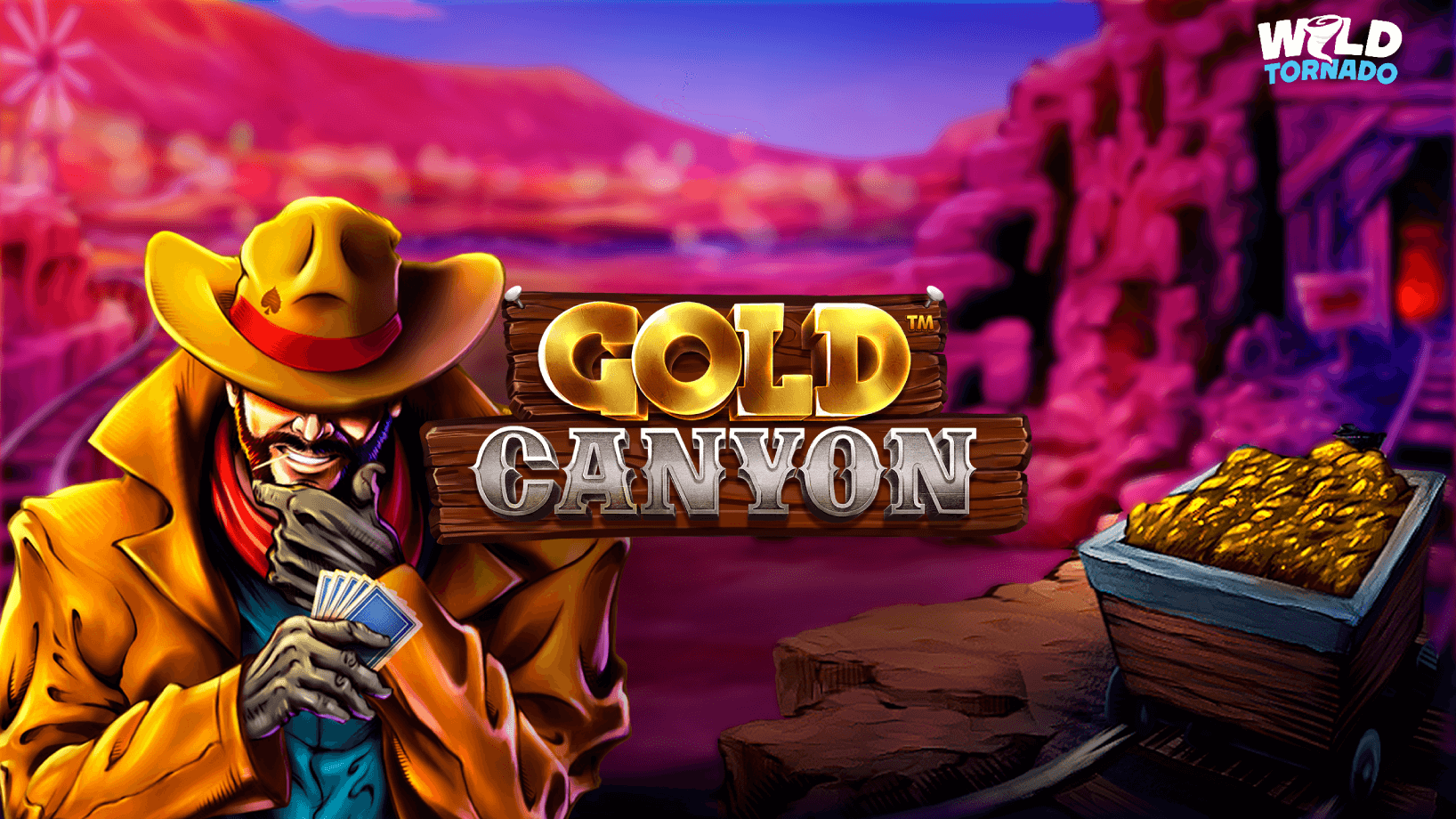 Gold Canyon by BetSoft: Explosive Wins Not To Be Missed