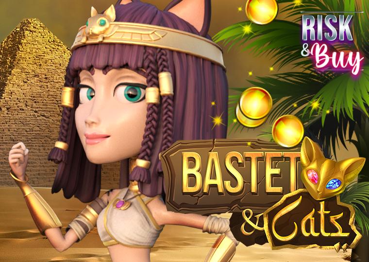 Mascot Gaming menghadirkan mekanik Rockfall di slot 3D baru mereka, Bastet and Cats.